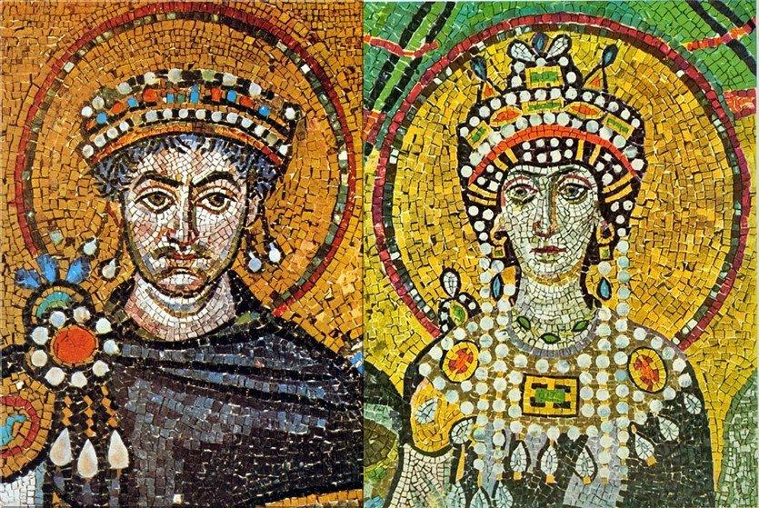 History of Hagia Sophia Byzantine Empire Justinian