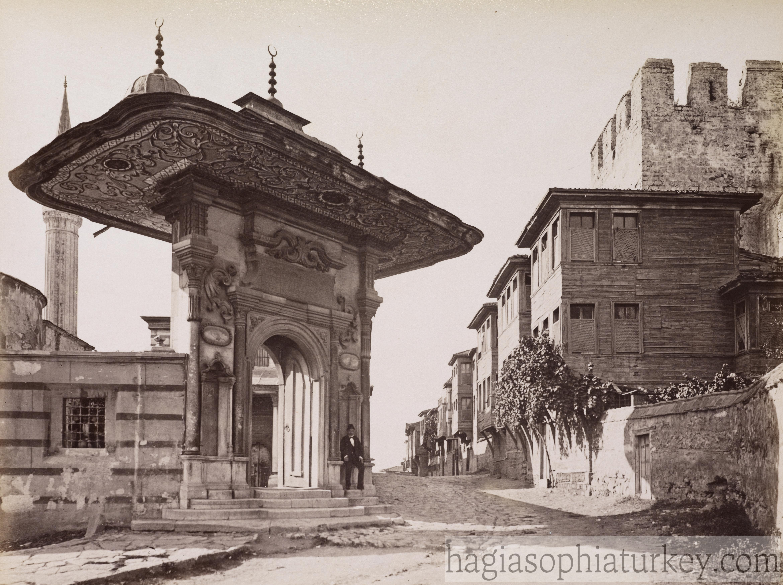 Almshouse Hagia Sophia
