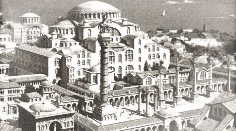 Augustaion-and-Hagia-Sophia