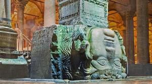 Basilica Cistern Constantinople