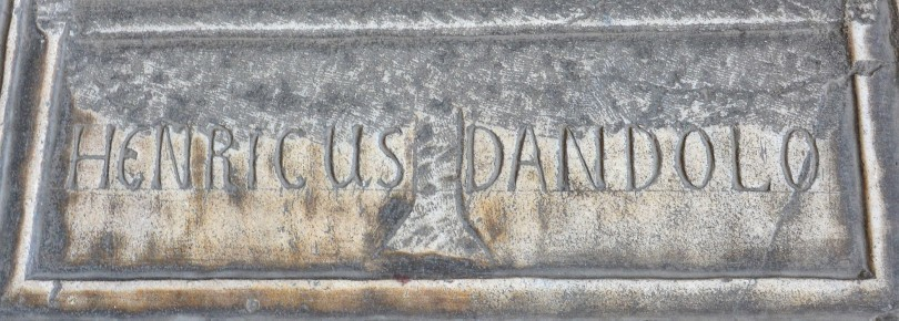 Tomb of Enrico Dandolo