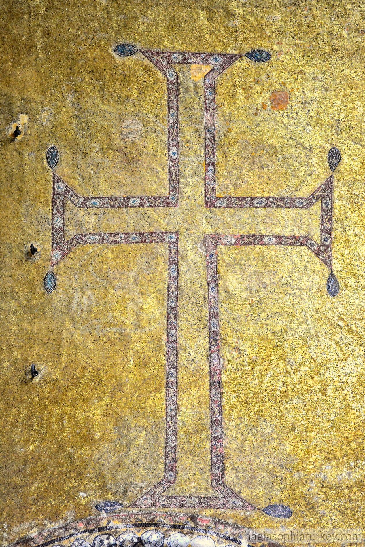 Mosaics of Hagia Sophia » Hagia Sophia