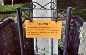 Million-Stone-Constantinople