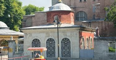 Muvakkithane - Hagia Sophia