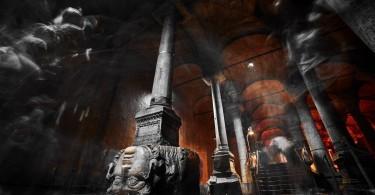 Sunken Palace - Basilica Cistern