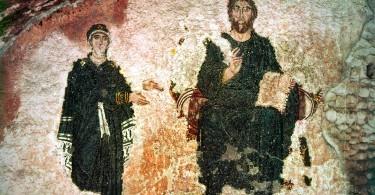 Mosaics Priest Room Hagia Sophia
