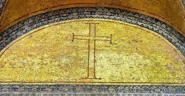 The-Latin-Cross-of-Hagia-Sophia