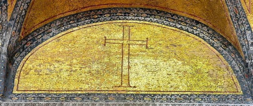 The-Latin-Cross-of-Hagia-Sophia