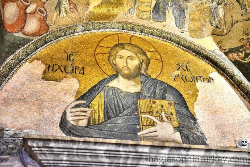 Outer Narthex Mosaics of Chora Church-Museum_01