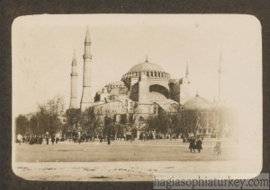 Scenes from Old Istanbul, 1920