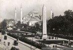 Hagia Sophia in 1920's