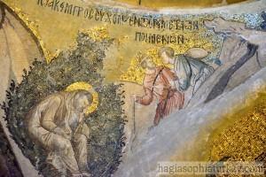 Joachim Mosaic in Chora Museum