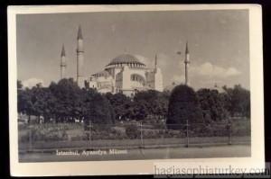 12 May 1937, Hagia Sophia