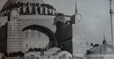 Hagia Sophia, 1908
