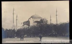 3 September 1932, Hagia Sophia