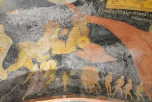 The Last Judgment, Parekklesion, Chora Museum