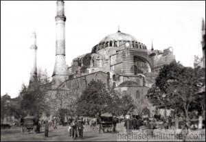 Hagia Sophia, 1903