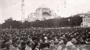 Hagia Sophia, 1912