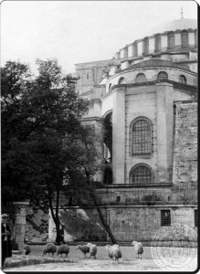 Hagia Sophia, 1933