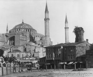 Hagia Sophia, Istanbul, 1915 (2)