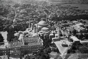 Hagia Sophia, Istanbul-Weitere Created 28.6.1934