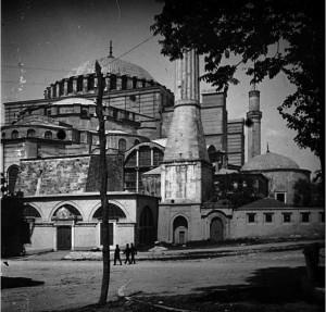 Istanbul, Hagia Sophia (1905)