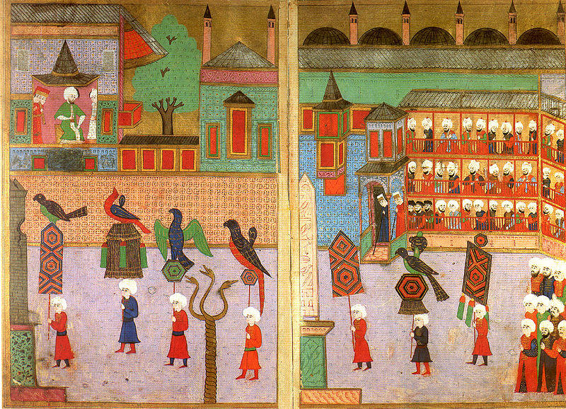 Image-of-a-procession-in-the-Hippodrome-