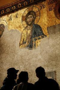Deesis Mosaic - Hagia Sophia Tour